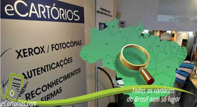 Ofício De Registro Civil E Tabelionato De Notas em Centro - Campo Novo de Rondônia
