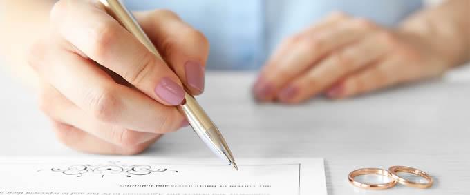 Casamento grátis no cartório de registro civil